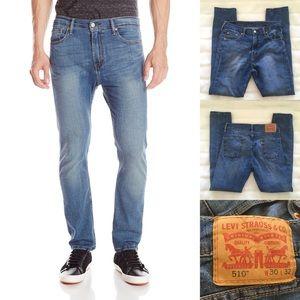Levi's 510 Skinny Stretch Jeans 30x32